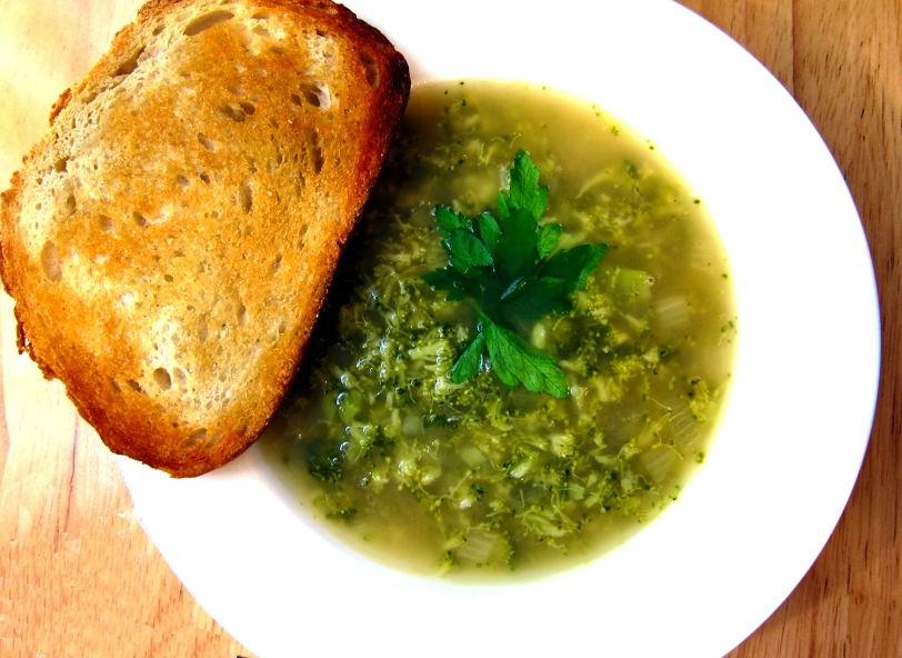 BroccoliPotatoSoup