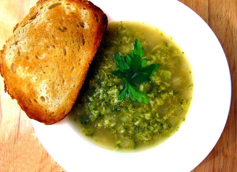 BroccoliPotatoSoup